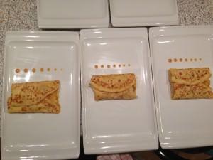 Crepes bretonnes aux pommes caramel beurre salé (7)