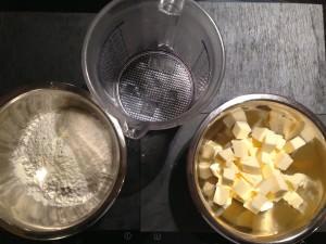 Pâte feuilletée (1)