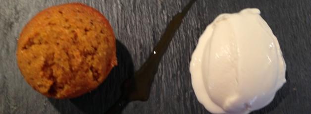 Lingot aux carottes at glace au cheescake (1)