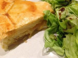 gäteau à l'omelette