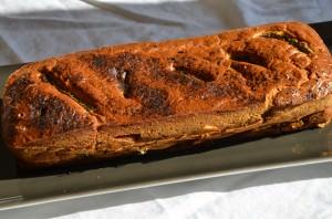 cake asperges et comté