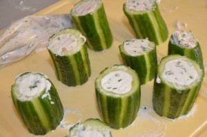 sucette concombre