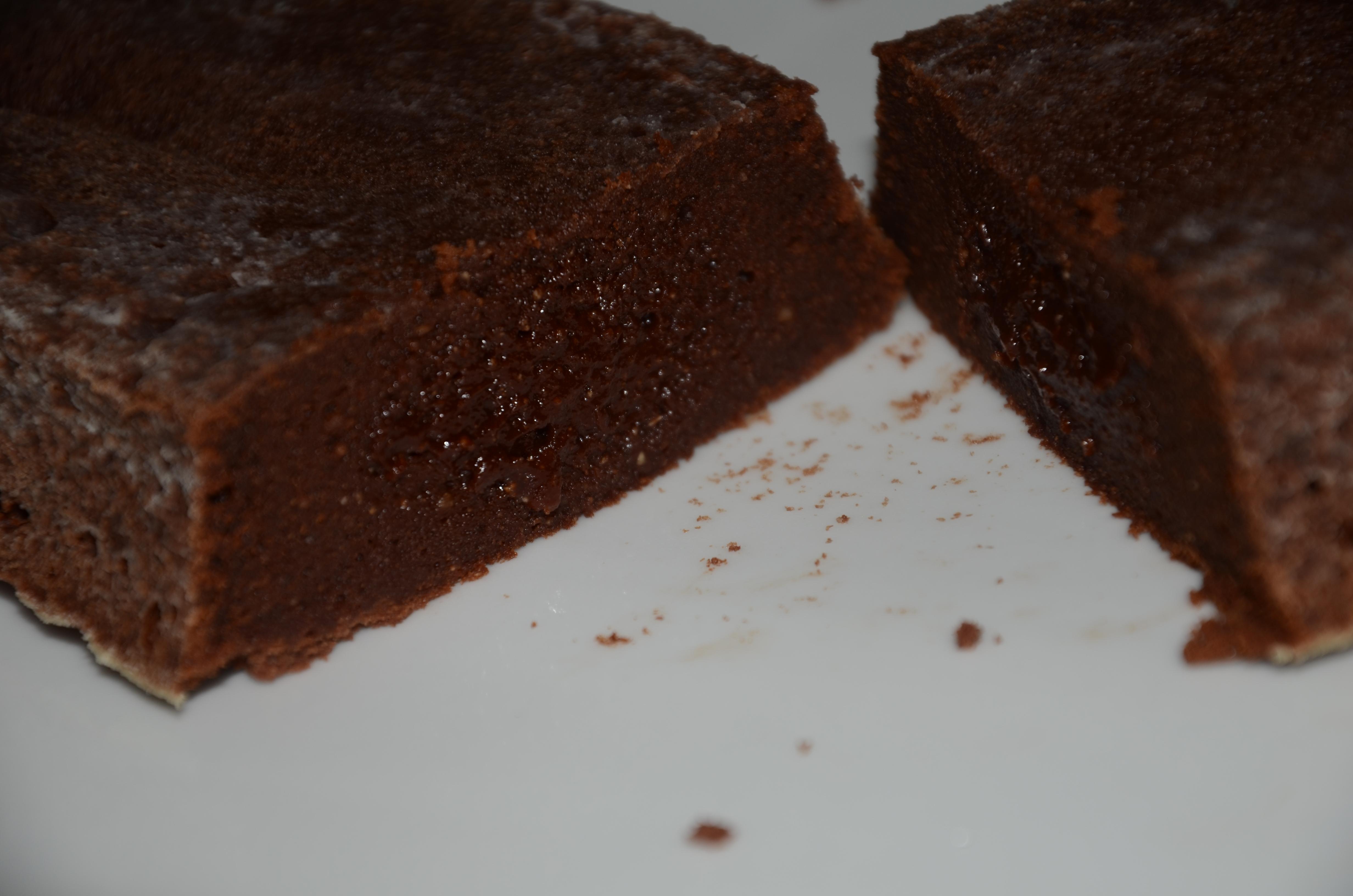 Gateau au chocolat de conticini