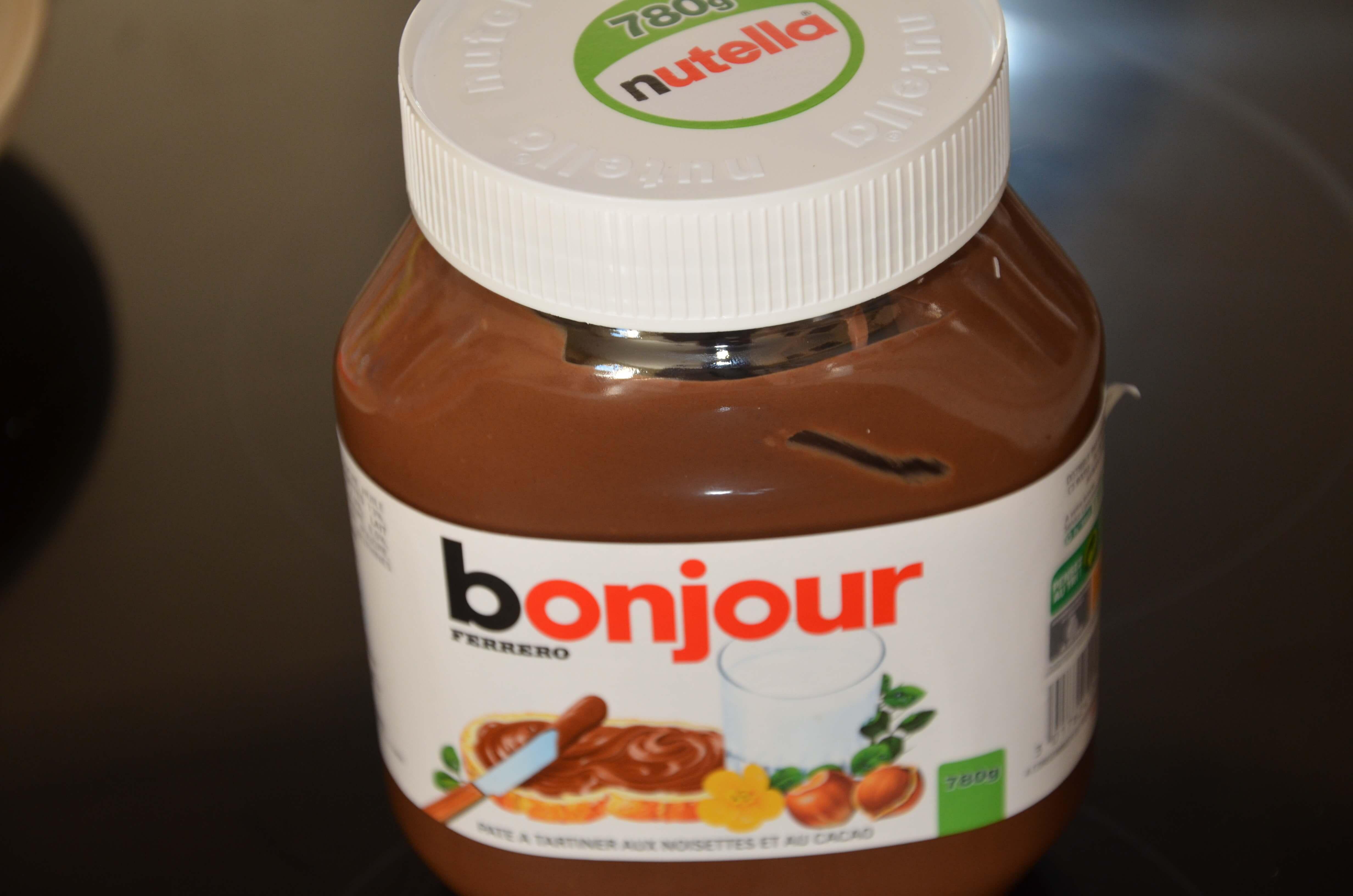 Ganache Nutella - SevenCuisine