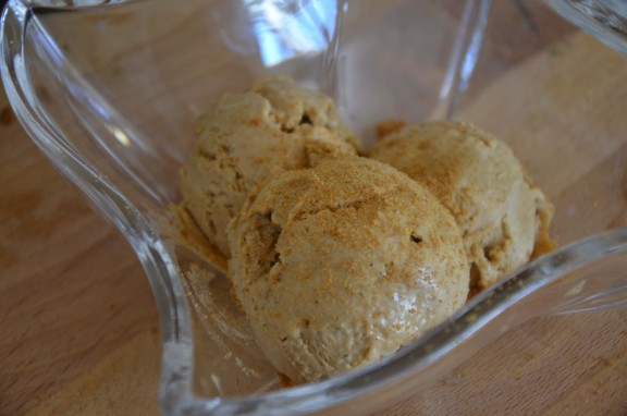 glace speculoos