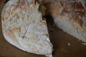 pain à l'épeautre