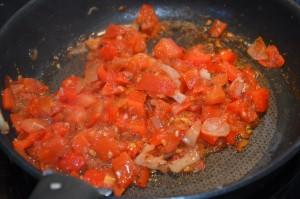 concasse de tomate