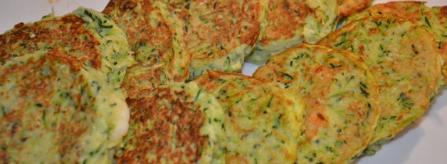 GALETTE COURGETTES