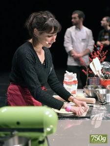 Annelyse, finaliste Masterchef 2012