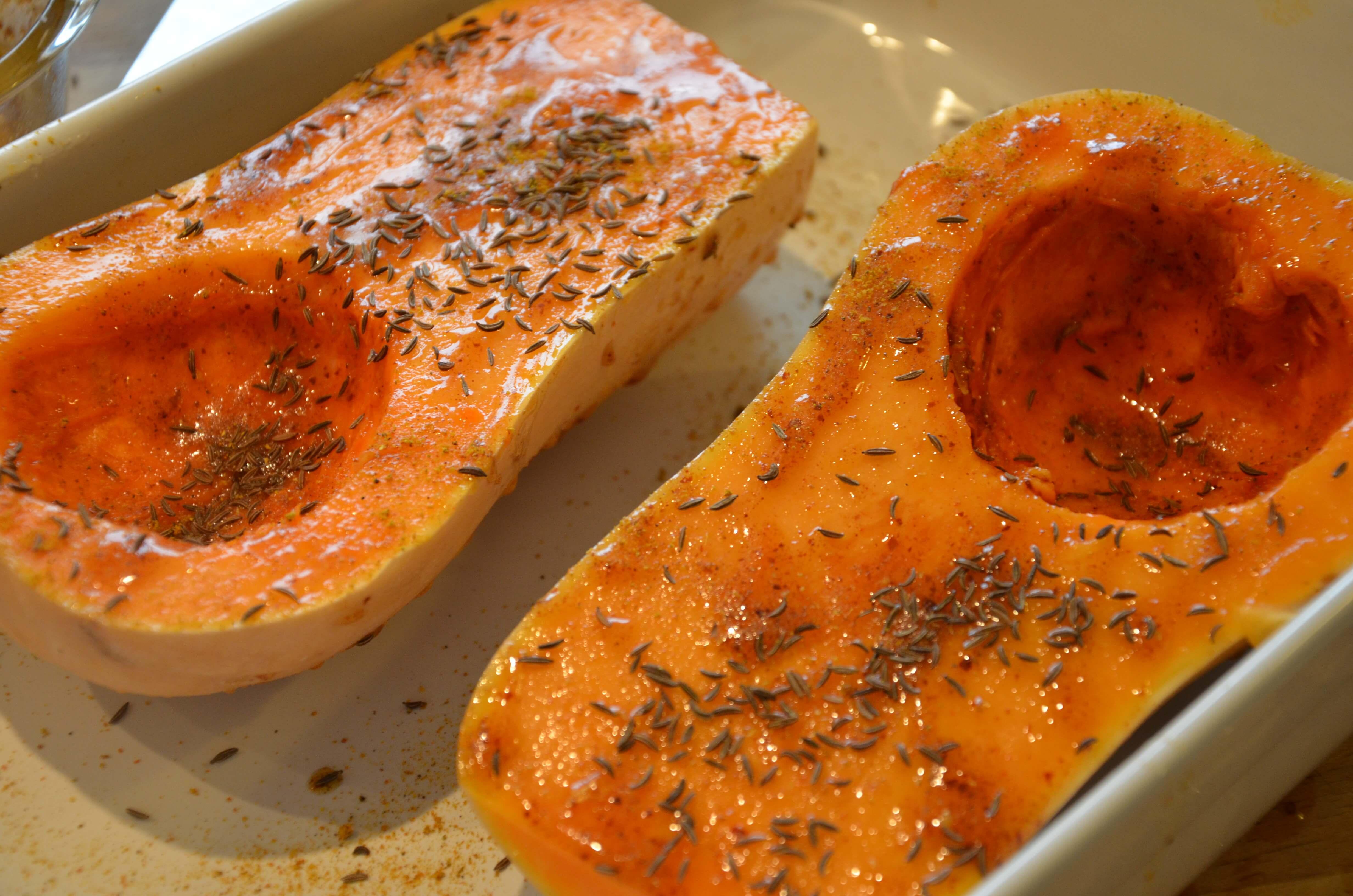 Courge Butternut Recettes SevenCuisine - Cuisiner la courge butternut